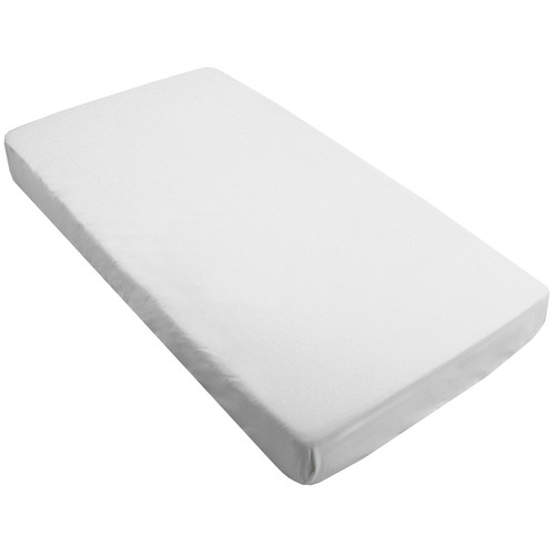 Kushies Baby Percale Fitted Crib Sheet