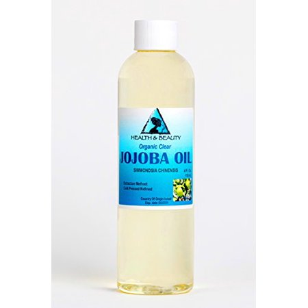 Jojoba Oil Clear Organic Carrier Cold Pressed Refined 100% Pure 4