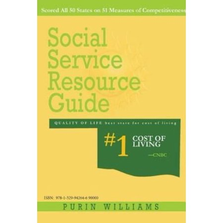 Social Service Resource Directory - 2016 - image 1 of 1