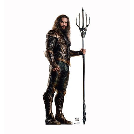 Aquaman (Justice League) Life-Size Cardboard Cutout - Make Your Own Cardboard Cutout