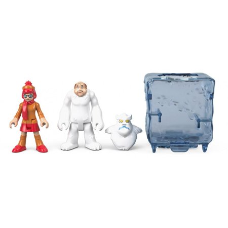Imaginext Scooby-Doo Velma & Snow Ghost](Velma Scooby)