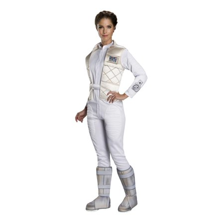 Star Wars Classic Princess Leia Hoth Adult Costume](Princess Leia Slave Bikini)