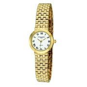 Charles-Hubert- Paris Womens Gold-Plated Quartz Watch #6795