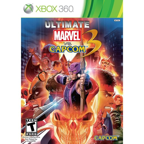 Ultimate Marvel Vs. Capcom 3 - Xbox 360