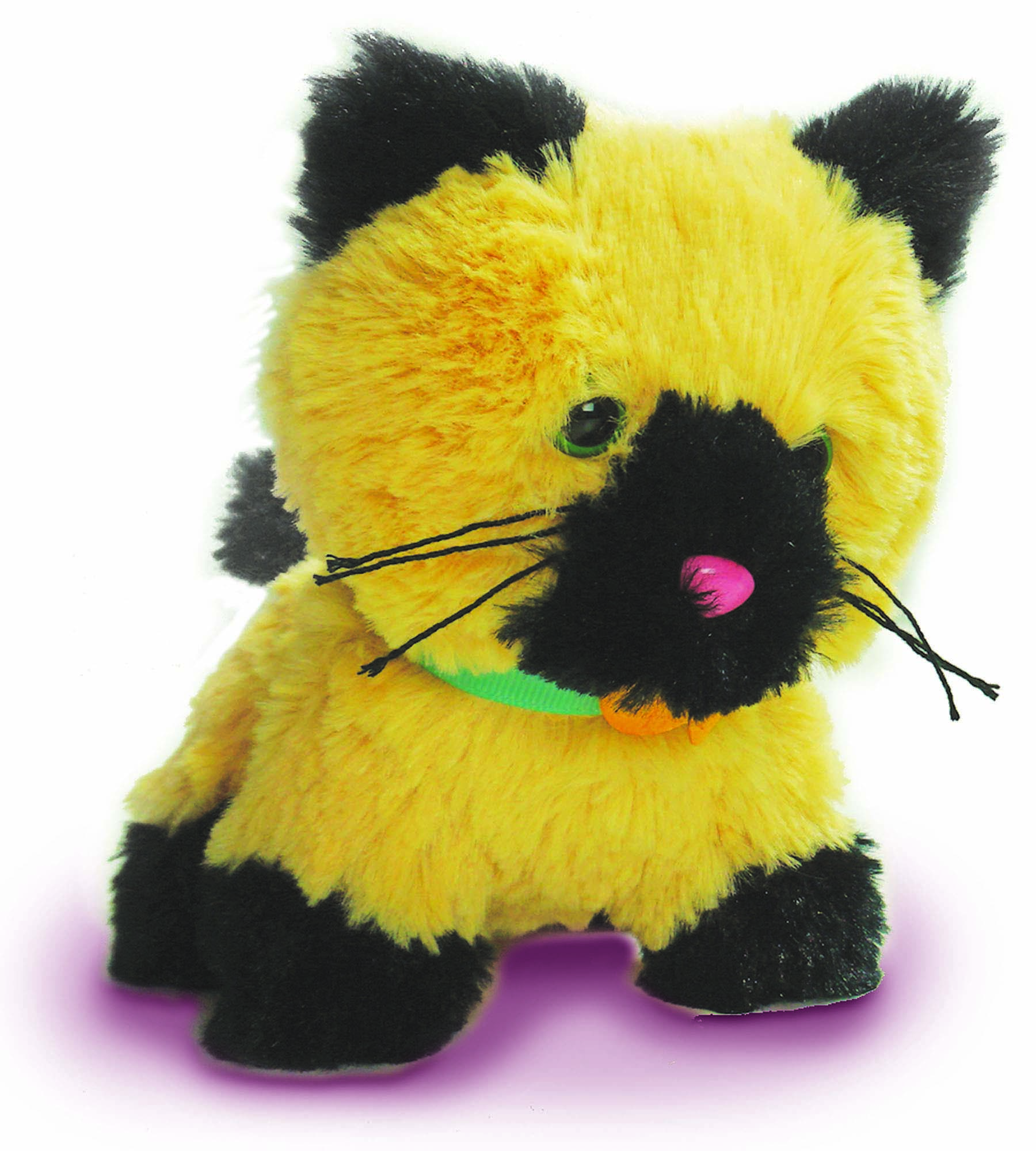 My Life As Plush Pets - Tan Siamese Cat - Doll Accessory