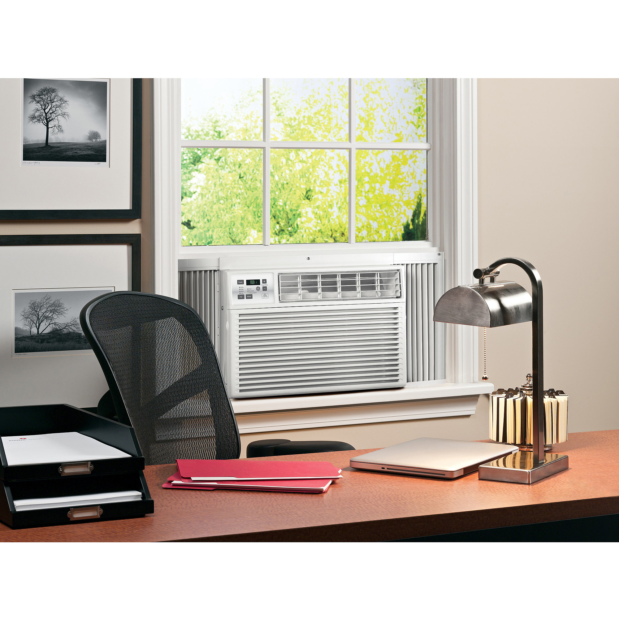 General Electric Ge 6000 Btu Air Conditioner With Remote