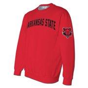 Arkansas State Red Wolves Classic Crew Neck Sweatshirt