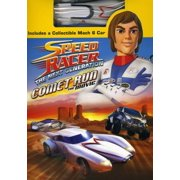 Speed Racer: Next Generation Comet Run by Lionsgate