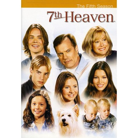 7Th Heaven  The Fifth Season    Dvd
