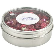28 Lilac Lane Tin W/Sequins 40g-Reds