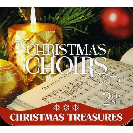 Christmas Choirs: Christmas Treasures (CD) ()