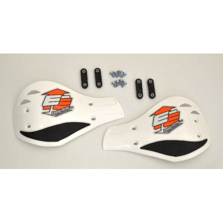 Enduro Engineering Replacement Plastic Debris Roost Deflectors White 51-120
