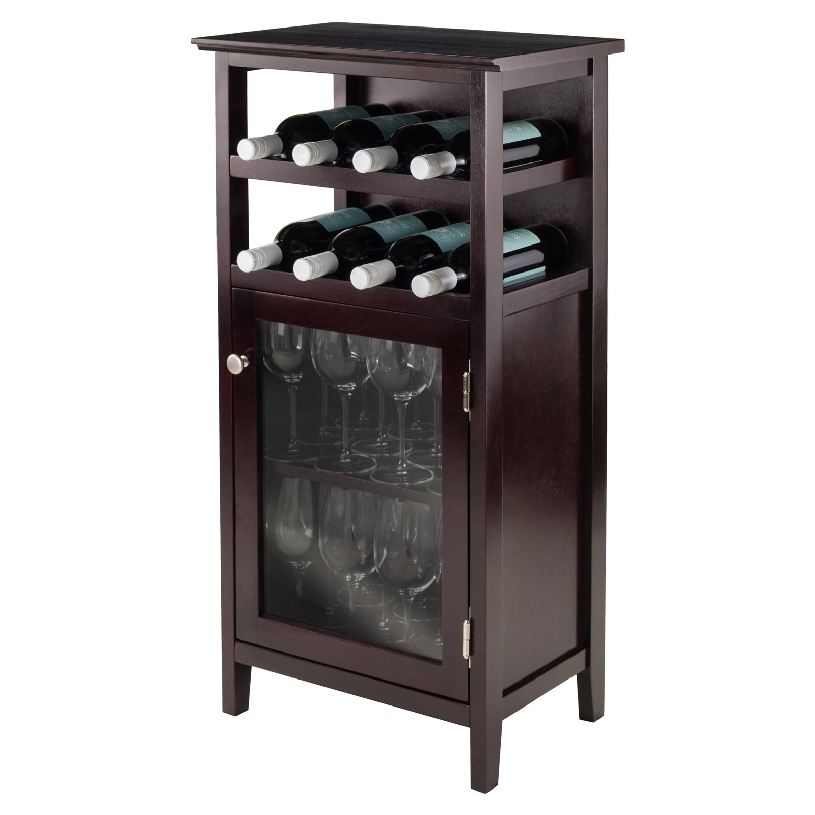 Alta Wine Cabinet by Winsome Wood