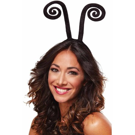 Antenna Headband Adult Halloween Accessory - Heavy Metal Band Halloween