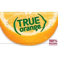 True Orange Drink Mix, 500 Packets