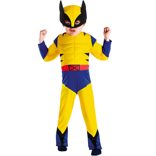 Wolverine Muscle Toddler Halloween Costume