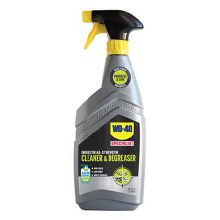 Specialist Industrial Strength Cleaner and Degreaser, 32 oz Bottle, 6/Carton Industrial Strength Degreaser