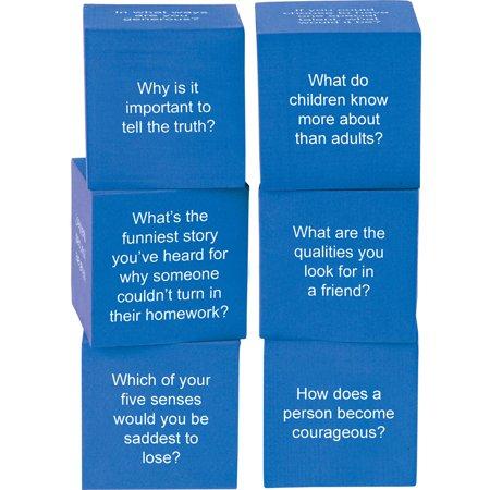 FOAM LIFE QUESTION CUBES