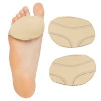 ZenToes Metatarsal Foot Pads (Pair) Flexible, Form-Fitting Slip On With Gel Padding