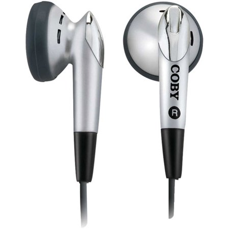 (Coby CVE20 Dynamic Digital Stereo Earphones)
