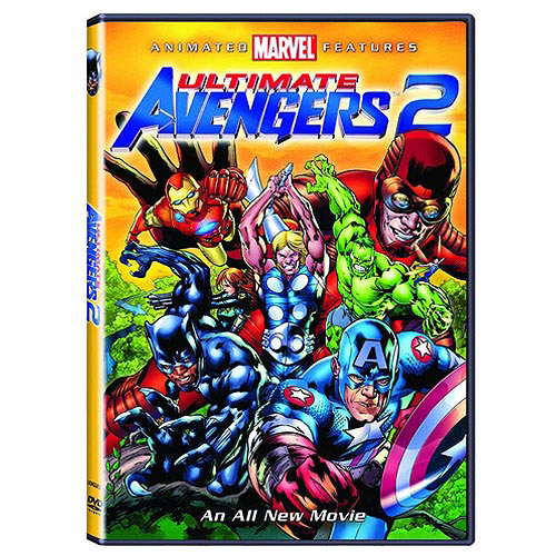 Ultimate Avengers 2 [dvd]