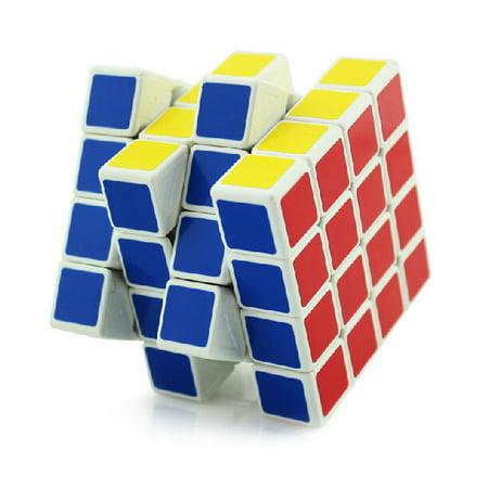 Shengshou 4x4x4 Speed Puzzle Magic Cube White](Magic Cubes)