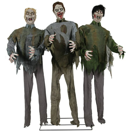 Zombie Horde Halloween Decoration (Zombie Decorations For Halloween)