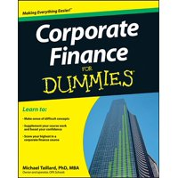 For Dummies: Corporate Finance for Dummies (Paperback)