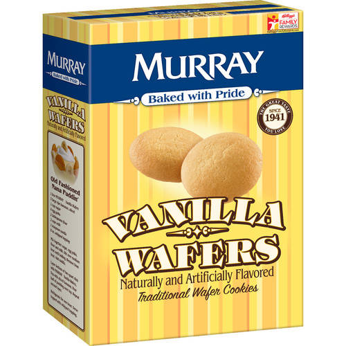 Murray Cookies Vanilla Wafers, 12 oz