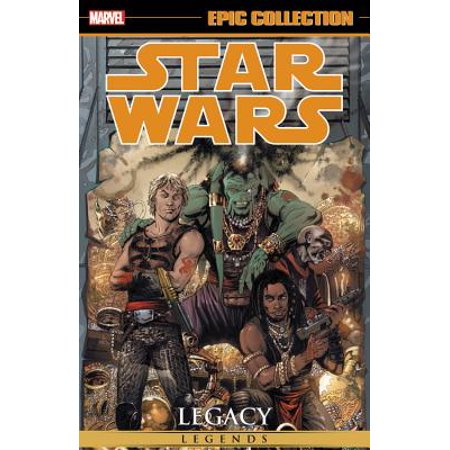 Star Wars Legends Epic Collection: Legacy Vol. 2 (Star Wars Best Of Pc Collection)
