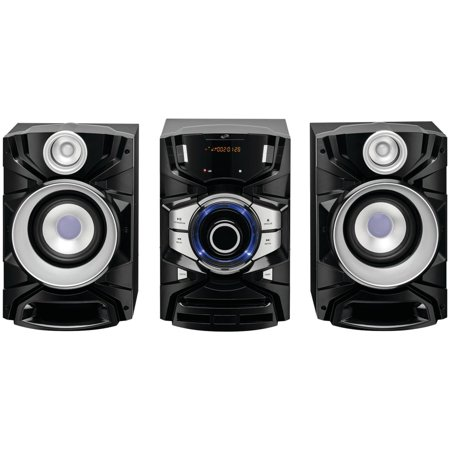 I Live Portable Music System (iLive IHB617B Bluetooth Wireless Home Music System )