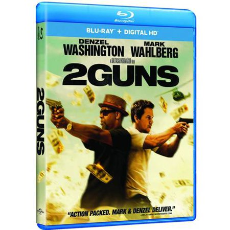 2 Guns  Blu Ray   With Instawatch