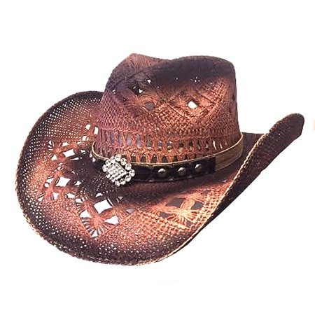 Bullhide By Montecarlo Hat Co Bullhide Magnificent Straw Cowboy