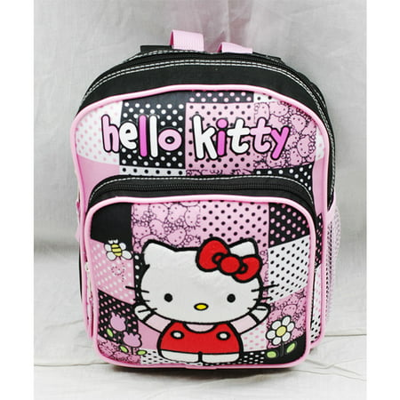 Mini Backpack - Hello Kitty - Pink/Red Box New School Bag Book Girls 82513