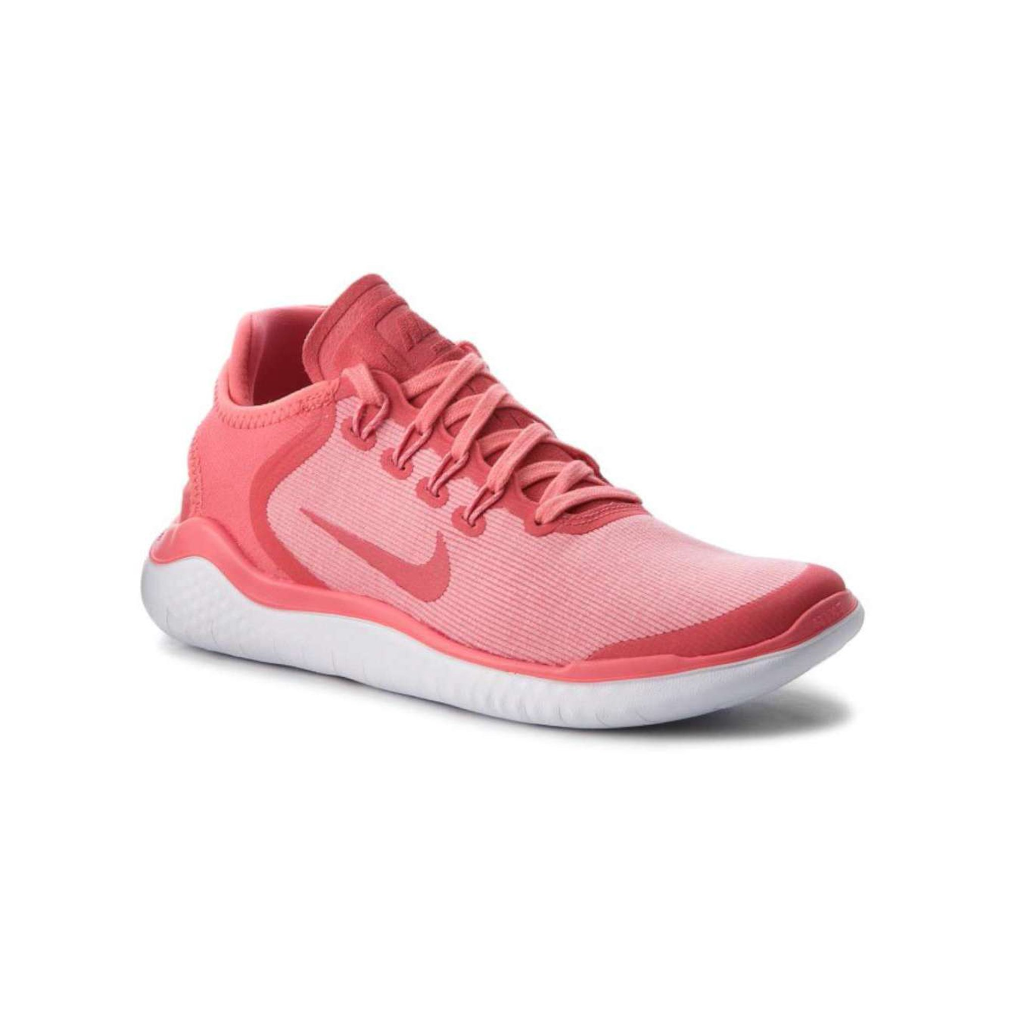low priced 610ef 1df21 Nike Womens Free RN 2018 Sun Low Top Lace Up Running Sneaker   Walmart  Canada