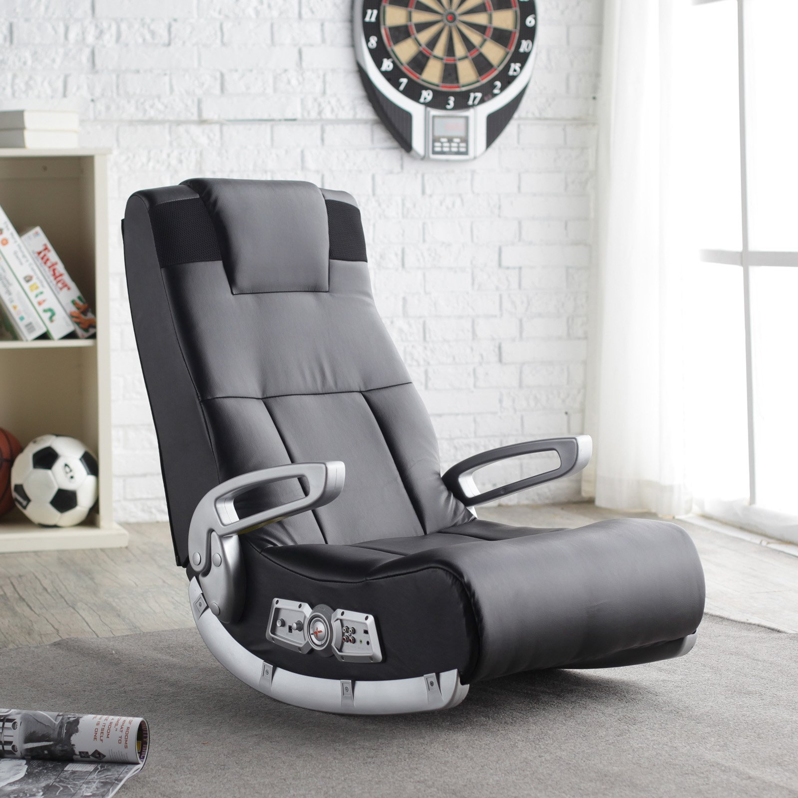 X Rocker II Wireless Video Game Chair 5143601