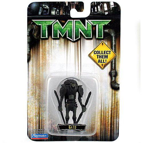 Teenage Mutant Ninja Turtles Movie Mini Figure Gato By Playmates