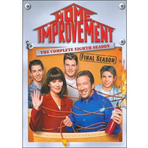 Home Improvement: The Complete Eighth Season - Final Season (Full Frame)
