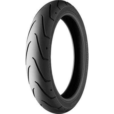 140/75R-17 (67V) Michelin Scorcher 11 Front Motorcycle Tire