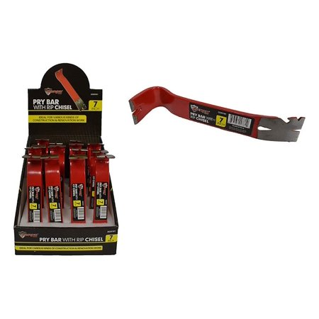 Mini Chisel (Diamond Visions Max Force 2220781 Mini Pry Bar with Rip Chisel Multipack (2 Pry)