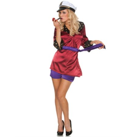 Adult Womens  Hugh Hefner Playboy Mansion Mistress - Hugh Hefner Halloween