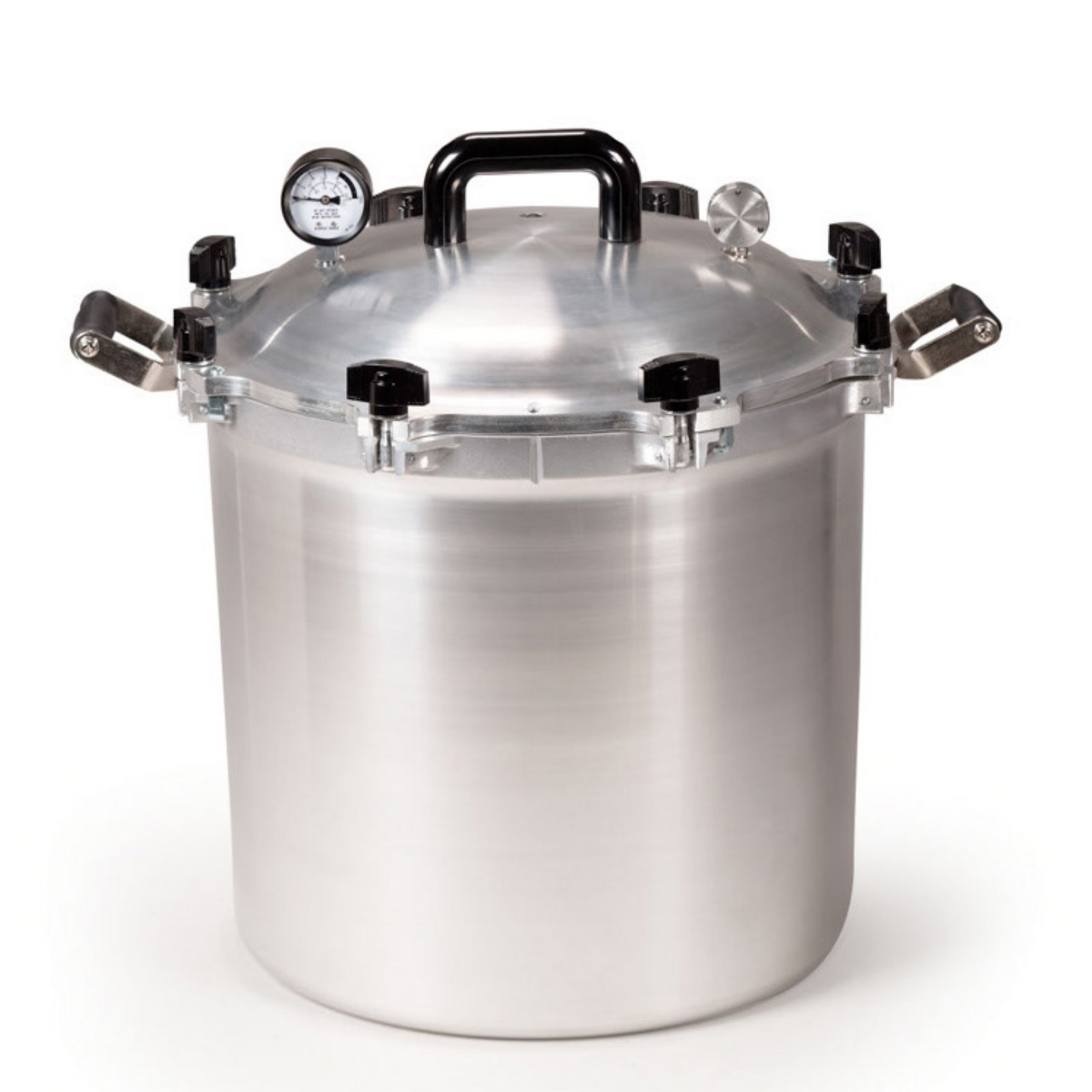 All American 941 41.5 Quart Pressure Cooker Canner by Wisconsin