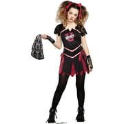 Zombie Cheerleader Teen Halloween Costume