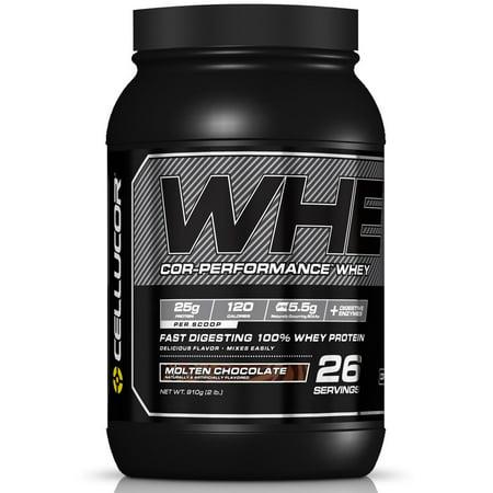 Cellucor COR-Performance Gen4 v2 Whey Protein Powder, Molten Chocolate, 2 Lb