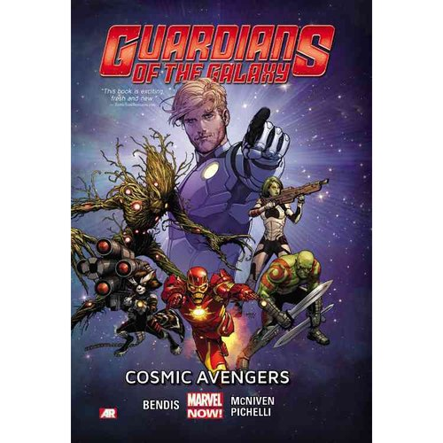 Guardians of the Galaxy 1: Cosmic Avengers