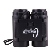 Newly Upgraded Version Kid Children's Magnification Toy Binocular Telescope With Neck Tie Strap Binoculars Outdoor Science And Education Black