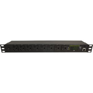Minuteman RPM Series Remote Power Managers RPM1581HVN 1U horizontal or vertical mount with 8 outlets controllable via web (The Best Web Browser For Android)
