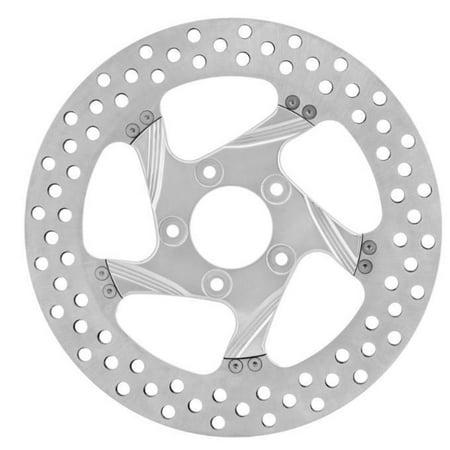 Xtreme Machine 0133-1522XCRLS-CH Cruise 11.5in. Chrome Brake Rotor