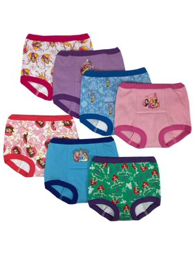 Princess 7pk Training Pants (Toddler Girls)
