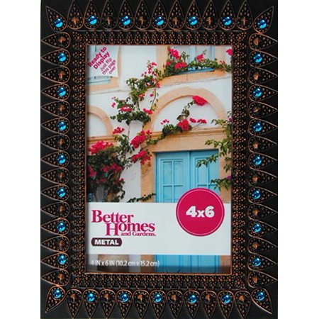 Better Homes And Gardens Jewel Accent Picture Frame